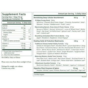 Pure Synergy Super Food 12.5 oz