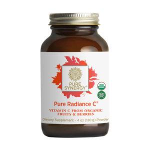Pure Synergy Pure Radiance C Powder 4oz