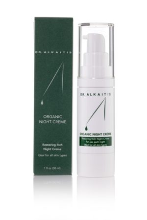 Dr Alkaitis Night Creme 1oz