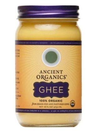 Organic Ghee - 16 oz - Ancient Organics
