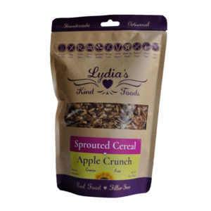 Grainless Apple Cereal, Lydia's Organics
