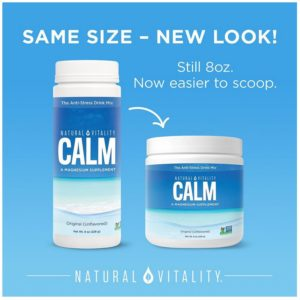 Natural Calm 8oz