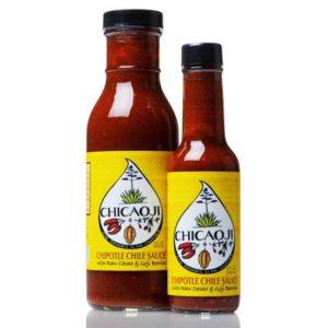 Chicaoji Chipotle Chile Sauce 12 oz