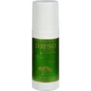 DMSO Roll-On With Aloe 3oz