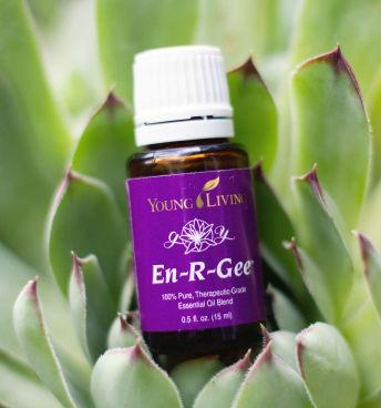 Young Living En-R-Gee Essential Oil 15 ml