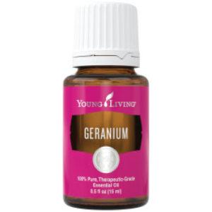 Young Living Geranium Essential Oil 15 ml