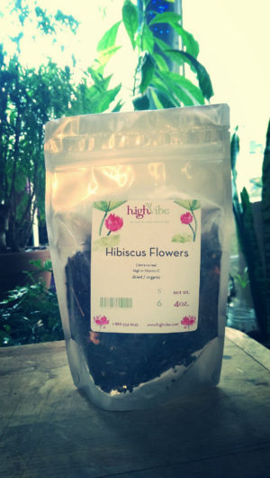 Hibiscus Flowers 4oz