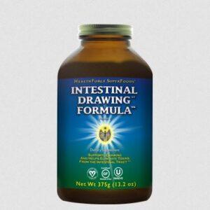 HealthForce Superfoods - Intestinal Drawing Formula, 375 Grams Powder
