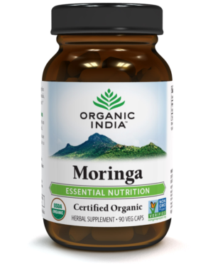 Organic India - Moringa - 90 caps
