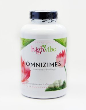 OmniZimes All Vegetarian Digestive Enzymes