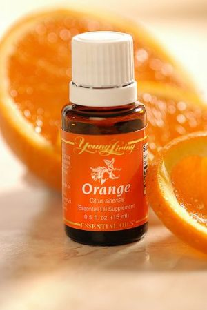 Young Living Orange Essential Oil 15 ml