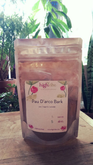 Pau D'arco Bark 4oz
