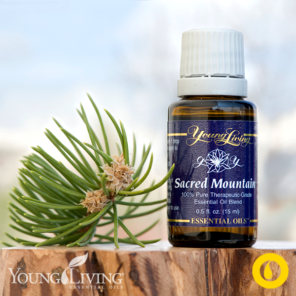 Young Living Sacred Mountain Essential Oil 15ml