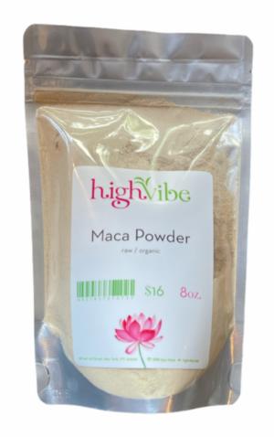 HighVibe- Maca Powder, Organic, Raw