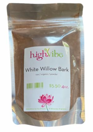 HighVibe-White Willow Bark 4oz