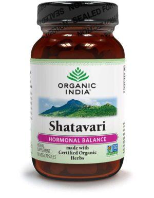 Organic India - Shatavari - 90 caps