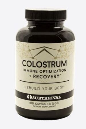 Surthrival Colostrum 180 caps