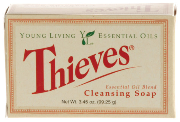 Young Living Thieves Cleansing Soap