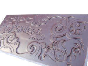 Sinless Sugar-Free Raw Chocolate Bar - Original