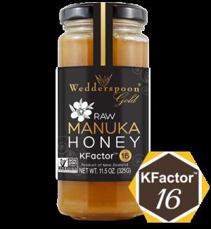 Raw Manuka Honey 16
