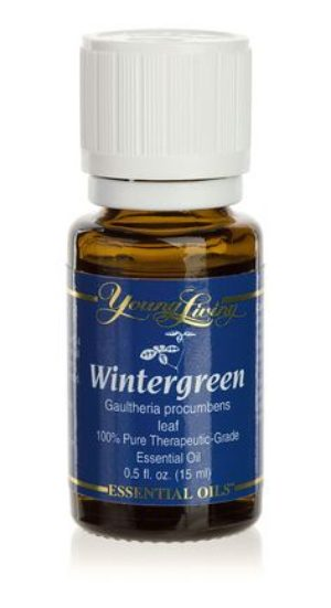 Young Living Wintergreen Essential Oil 15 ml