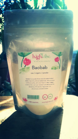 Baobab Powder 4oz