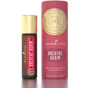 Young Living Breath Again Essential Oil Roll-On 10ml