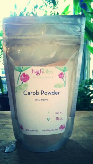 Carob Powder (raw, wildcrafted)