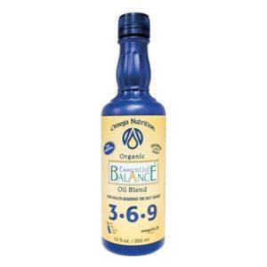 Omega Nutrition Essential Balance Omega 3-6-9 Oil 12oz
