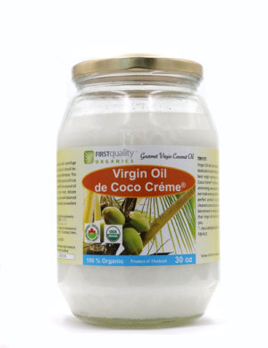 Virgin Oil de Coco-Creme Coconut Oil