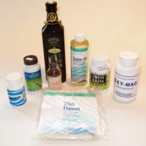 Liver Gallbladder Flush Kit