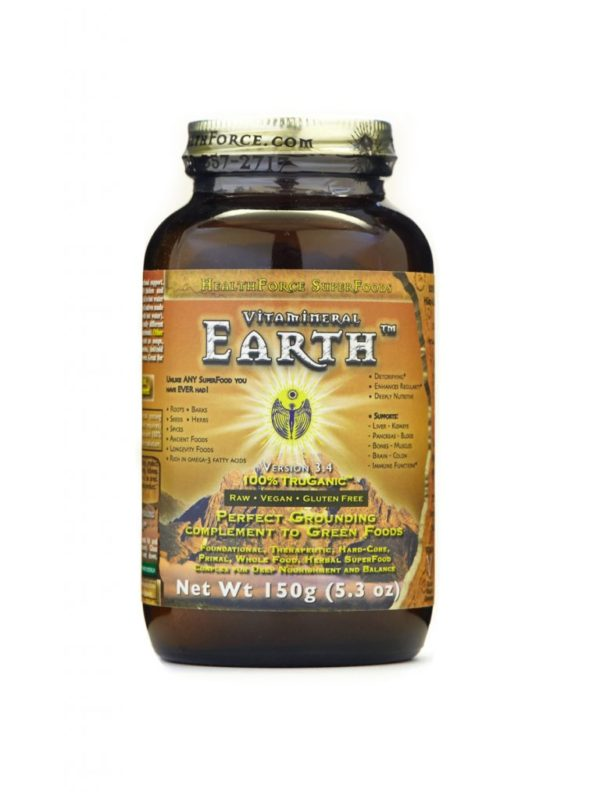 HealthForce Superfoods EARTH Broth, 150 Grams Powder
