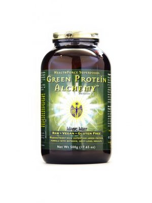 HealthForce Superfoods - Green Protein Alchemy, 500 Grams Powder