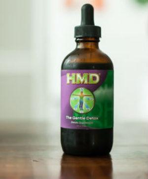 HMD: Heavy Metal Detox