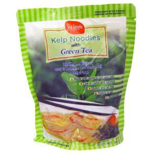 Green Tea Kelp Noodles Sea Tangle 12oz