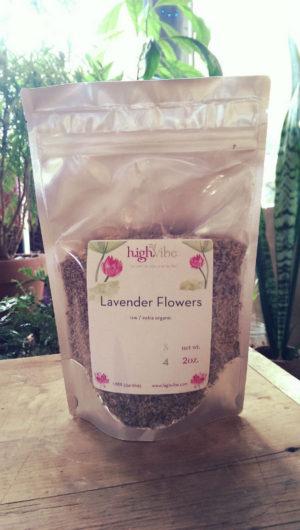 Lavender Flowers 2oz