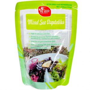 Mixed Sea Vegetable Sea Tangle 6oz