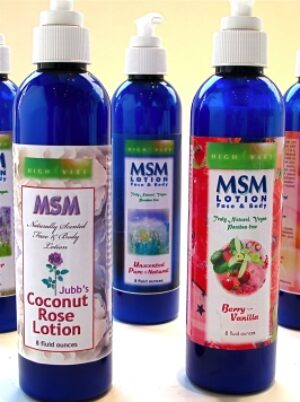 MSM Lotion, 32 oz