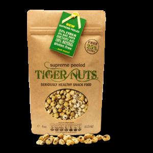 Tiger Nuts -  Supreme Peeled 5oz bag