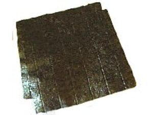 Nori (raw, organic) - 10 sheets