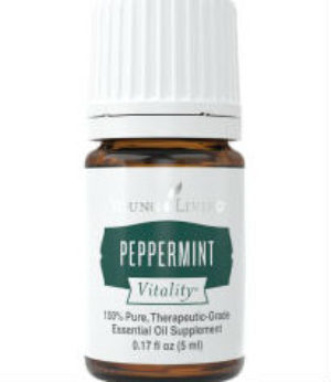 Young Living Peppermint Vitality Essential Oil 5ml