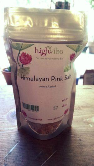 Himalayan Pink Salt Coarse 8oz