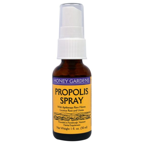 Honey Garden Propolis spray