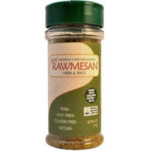 Gopal's Rawmesan Herb & Spice 4 oz