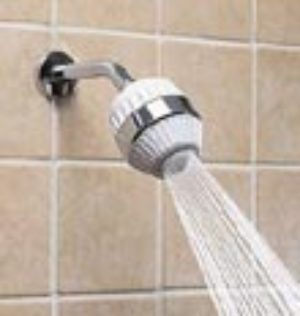 April Showers All-In-One Shower Filter