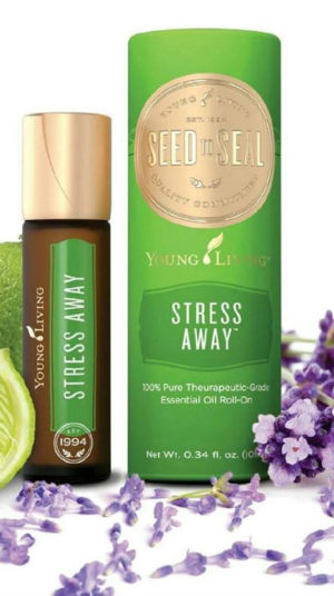 Young Living Stress Away Essential Oil Roll-On 10ml