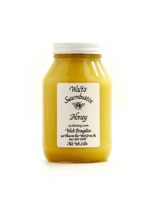 Raw Honey from Swarmbustin