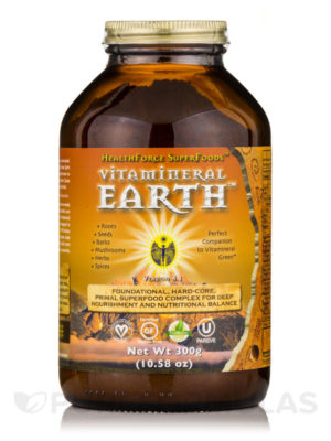 HealthForce Superfoods - Vitamineral Earth, 300 Grams Powder
