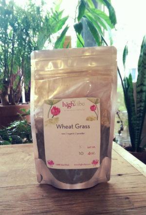 Wheat Grass 4oz