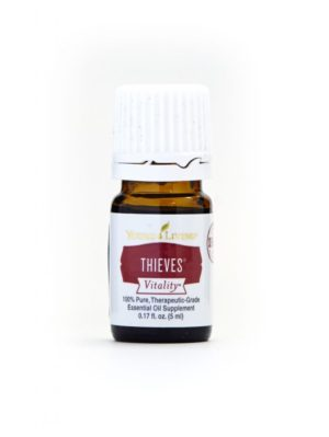Young Living Thieves Vitality Essential Oil 5ml